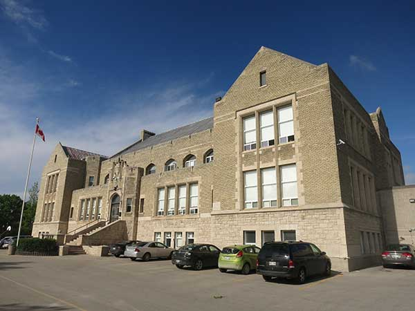 Springs Christian Academy School Winnipeg