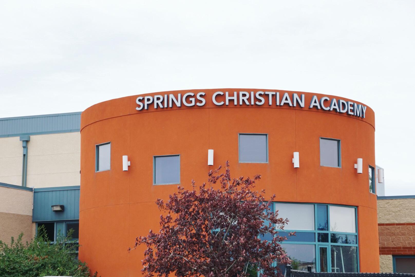 Springs Christian Academy (SCA) Building